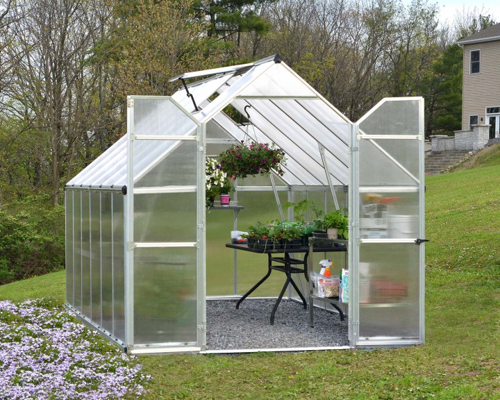polyglass DIY hobby greenhouse south africa